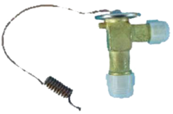Corner expansion valve